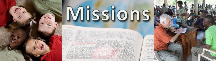 Missions we support - Grayville church of Christ, Grayville, IL